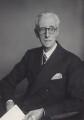 Sir William Henry Clark, by Walter Stoneman - NPG x166565