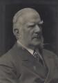 Sir Edward George Clarke, by Walter Stoneman - NPG x166570