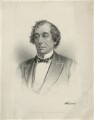 Benjamin Disraeli, Earl of Beaconsfield, by Frederick Cartwright, after  Mayall - NPG D21538