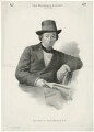 Benjamin Disraeli, Earl of Beaconsfield, by W.G.S., after  (Cornelius) Jabez Hughes - NPG D21539