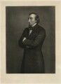 Benjamin Disraeli, Earl of Beaconsfield, by Sir Hubert von Herkomer, after  Sir John Everett Millais, 1st Bt - NPG D21543