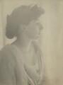 Katharine Frances Asquith (née Horner), by Cavendish Morton - NPG x128807