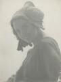 Madame Knipper-Rabeneck, by Cavendish Morton - NPG x128809