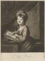 Lady Helena Oakeley (née Beatson), by James Watson, after  Katharine Read - NPG D23554