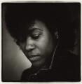 Joan Armatrading, by Andrew Catlin - NPG x128836