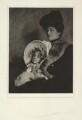 Audrey Joyce Lucia Stamp; Alice M. Stamp, by Cavendish Morton - NPG x128823