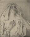 Concordia Merrel (Mary Phyllis Joan Morton (née Logan)) as Isabella, by Cavendish Morton - NPG x128821