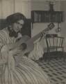 Concordia Merrel (Mary Phyllis Joan Morton (née Logan)), by Cavendish Morton - NPG x45653