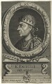 Egbert, King of the West Saxons, First Monarch of all England, by Giles King, printed by  James Mechell - NPG D23570