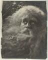 Cavendish Morton as King Lear, by Cavendish Morton - NPG x128825