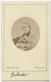 John Gibson, by Robert Faulkner - NPG x46564