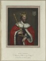 King Alfred ('The Great'), possibly by Rudolph Ackermann - NPG D23580