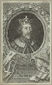 King Alfred ('The Great'), by George Vertue - NPG D23582