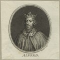King Alfred ('The Great'), by Guillaume Philippe Benoist - NPG D23583