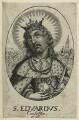 King Edward ('the Confessor'), after Unknown artist - NPG D23598