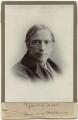 Sir Hubert von Herkomer, by Harold Baker - NPG x17950