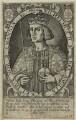 Fictitious portrait of King William II ('Rufus'), by Renold or Reginold Elstrack (Elstracke) - NPG D23610
