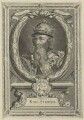 King Stephen, by Peter Vanderbank (Vandrebanc), after  Edward Lutterell (Luttrell) - NPG D23622