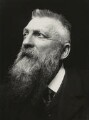 Auguste Rodin, by George Charles Beresford - NPG x6573