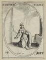 Matilda (Edith, Mold, Matilda of Scotland), after Unknown artist - NPG D23626