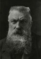 Auguste Rodin, by George Charles Beresford - NPG x6574