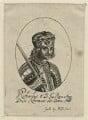 King Richard I ('the Lionheart'), possibly by William Faithorne - NPG D23633