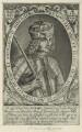 King Richard I ('the Lionheart'), possibly by Renold or Reginold Elstrack (Elstracke) - NPG D23635