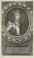King Richard I ('the Lionheart'), by George Vertue - NPG D23636
