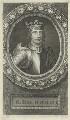 King Richard I ('the Lionheart'), by George Vertue - NPG D23636