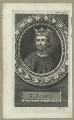King John, by George Vertue - NPG D23646