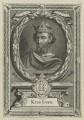 King John, by Peter Vanderbank (Vandrebanc), after  Edward Lutterell (Luttrell) - NPG D23651