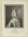 Blanche of Castille, by Thomas Trotter, after  de Bie - NPG D23652