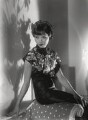 Anna May Wong, by Paul Tanqueray - NPG x180258