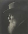 Auguste Rodin, by Claude Harris - NPG x9102