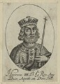 King Henry III, possibly by William Faithorne - NPG D23661
