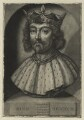 King Henry III, by John Faber Jr, after  Unknown artist - NPG D23665