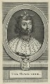 King Henry III, by Michael Vandergucht - NPG D23666