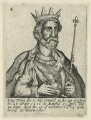 King Henry III, by Unknown artist - NPG D23668