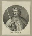 King Edward I ('Longshanks'), by Louis Philippe Boitard - NPG D23677