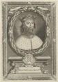 King Edward II, by Peter Vanderbank (Vandrebanc), after  Edward Lutterell (Luttrell) - NPG D23685