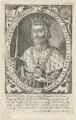 King Edward II, by Renold or Reginold Elstrack (Elstracke) - NPG D23686