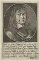 Sir George Wharton, 1st Bt, by John Chantry, probably published by  Tobias Jordan - NPG D31572