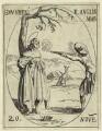 Edmund ('St Edmund'), after Unknown artist - NPG D23692
