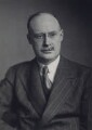 Sir Laurence Collier, by Walter Stoneman - NPG x166670