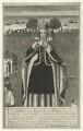 Ecgwynn, consort to King Edward ('the Elder'), after Unknown artist - NPG D23693