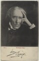 Sir Henry Irving, by Ernest Walter Histed - NPG Ax45814