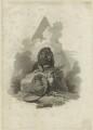 Edward, Prince of Wales ('the Black Prince'), by J. Landster, after  Robert Smirke, after  Richard Rhodes - NPG D23708
