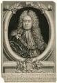 Henry Somerset, 2nd Duke of Beaufort, by George Vertue, after  Michael Dahl - NPG D31580