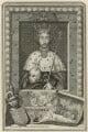 King Richard II, by George Vertue - NPG D23712