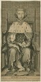 King Richard II, by George Vertue - NPG D23713